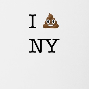 I poop NY - Coffee/Tea Mug