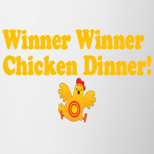 Winner Winner Chicken Dinner - Coffee/Tea Mug