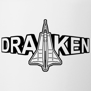 Aircraft Draken - Coffee/Tea Mug