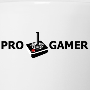 Pro Gamer - Controller Joystick Multiplayer esport - Coffee/Tea Mug