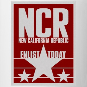 new california republic - Coffee/Tea Mug