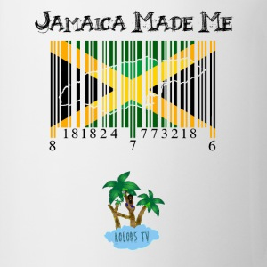 jamaica made me - Coffee/Tea Mug