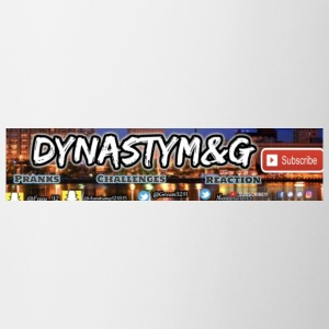 Dynasty M&G - Coffee/Tea Mug