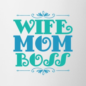 Wife Boss - Coffee/Tea Mug