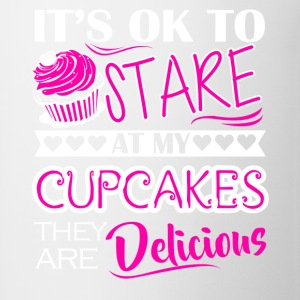 Cupcakes Delicious Shirt - Coffee/Tea Mug