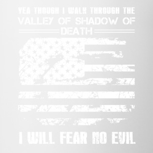 Patriotic Fear No Evil Shirt - Coffee/Tea Mug