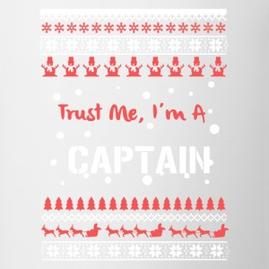 Captain Christmas Shirt - Coffee/Tea Mug