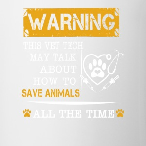 Save animals all the time - Coffee/Tea Mug