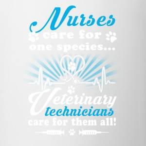 Nurse care for one species - Coffee/Tea Mug
