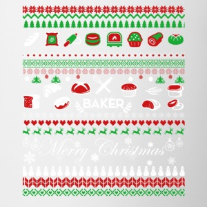 Baker Shirt - Baker Christmas Shirt - Coffee/Tea Mug