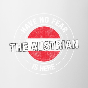 Have No Fear The Austrian Is Here - Coffee/Tea Mug