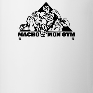 Macho mon Gym - Coffee/Tea Mug