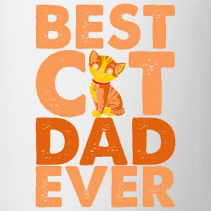 Best Cat Dad Ever - Coffee/Tea Mug