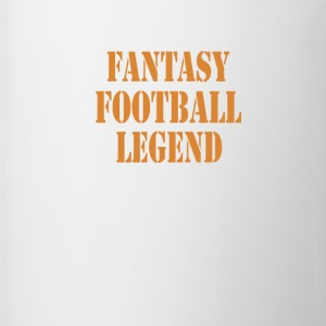 fantasy football legend - Coffee/Tea Mug