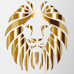 Gold lion - Coffee/Tea Mug