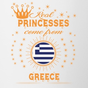 love princesses come from GREECE - Coffee/Tea Mug