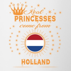 love princesses come from HOLLAND - Coffee/Tea Mug
