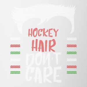 Ugly sweater christmas gift for Hockey - Coffee/Tea Mug