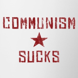 Communism Sucks - Coffee/Tea Mug