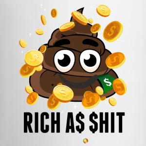 rich as shit - Coffee/Tea Mug