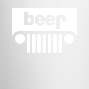 Funny BEER JEEP - Coffee/Tea Mug