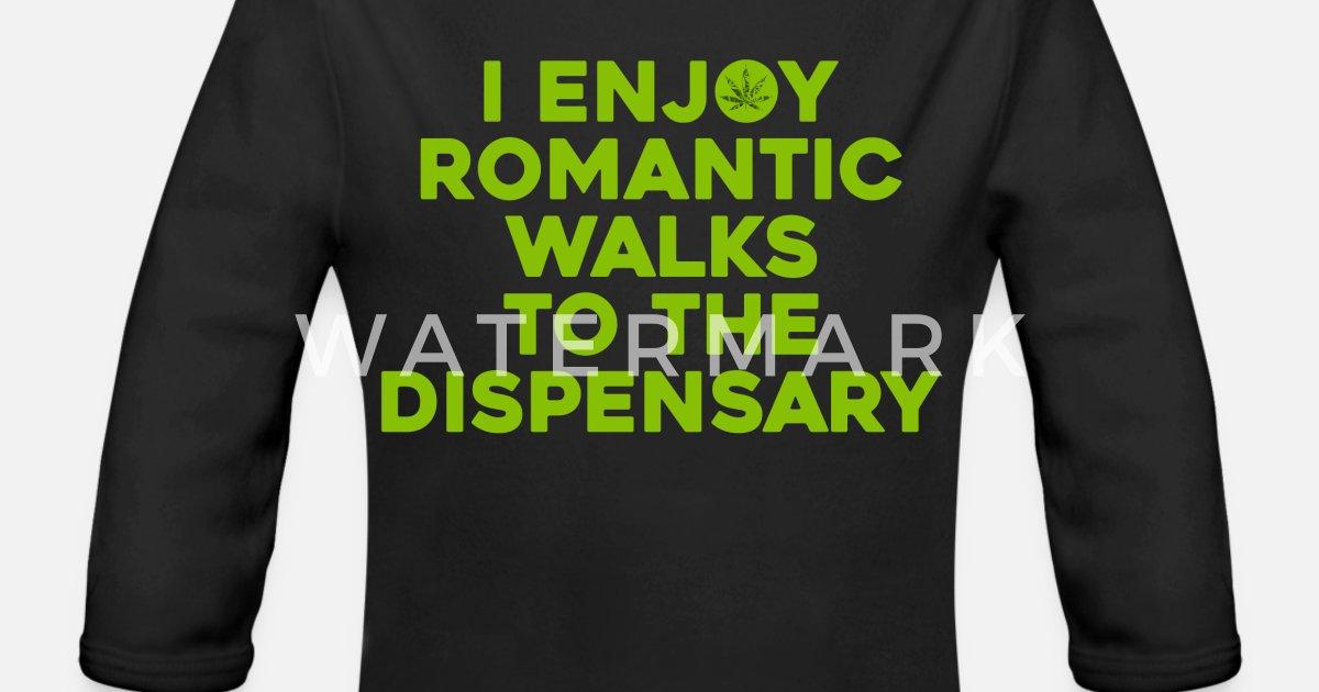 Funny Marijuana Dispensary Tshirt Weed Gifts Organic Long-Sleeved Baby  Bodysuit | Spreadshirt