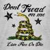 DTOM LIve Free or Die - Women's Long Sleeve Jersey T-Shirt