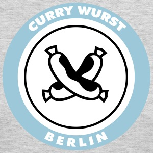 Berlin Currywurst - Women's Long Sleeve Jersey T-Shirt