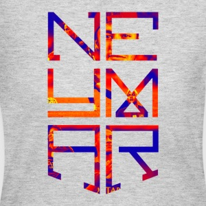 Neymar Jr Logo - Women's Long Sleeve Jersey T-Shirt
