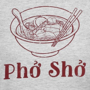 pho pho funny - Women's Long Sleeve Jersey T-Shirt