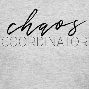 Chaos Coordinator - Women's Long Sleeve Jersey T-Shirt