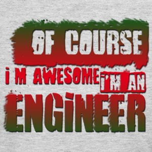 Awesome Engineer - Women's Long Sleeve Jersey T-Shirt