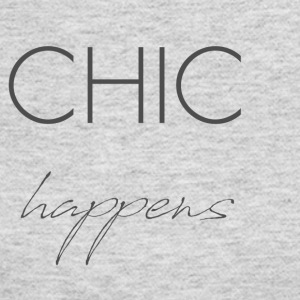 Chic happens - Women's Long Sleeve Jersey T-Shirt