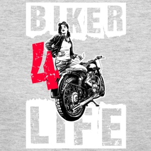 Biker - Women's Long Sleeve Jersey T-Shirt