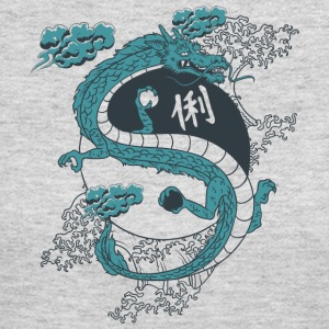 BLUE_DRAGON - Women's Long Sleeve Jersey T-Shirt