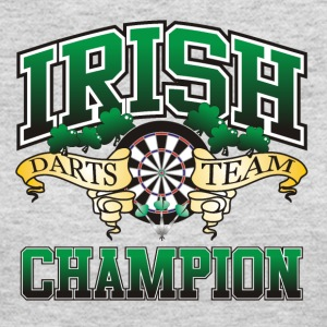 Irish Darts Team Champion - Women's Long Sleeve Jersey T-Shirt