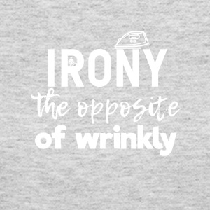 Irony - Women's Long Sleeve Jersey T-Shirt