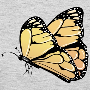 butterfly-insect-wildlife - Women's Long Sleeve Jersey T-Shirt