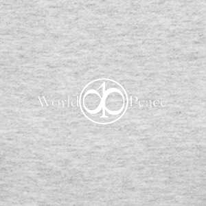 MDE: World Peace Logo - Women's Long Sleeve Jersey T-Shirt