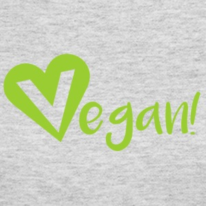 Vegan - Women's Long Sleeve Jersey T-Shirt