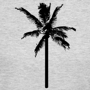 Palm Tree - Women's Long Sleeve Jersey T-Shirt