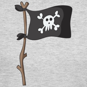 pirate - Women's Long Sleeve Jersey T-Shirt