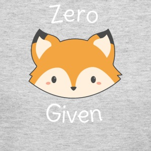 Whimsical Fox Pun - Women's Long Sleeve Jersey T-Shirt