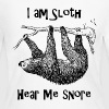Sloth - Women's Long Sleeve Jersey T-Shirt