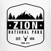 Zion National Park - Women's Long Sleeve Jersey T-Shirt