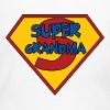 Super Grandma - Women's Long Sleeve Jersey T-Shirt