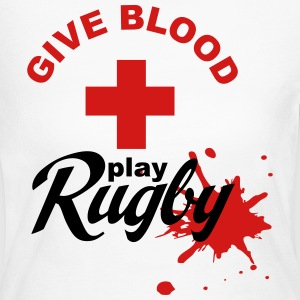 Rugby - Women's Long Sleeve Jersey T-Shirt
