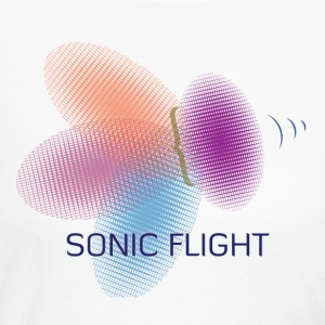 Sonic Fight - Women's Long Sleeve Jersey T-Shirt