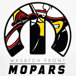 ScatPack / Wasatch Front Mopars (WFM) - Women's Long Sleeve Jersey T-Shirt