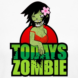 Sexy Zombie | Today's Zombie - Women's Long Sleeve Jersey T-Shirt